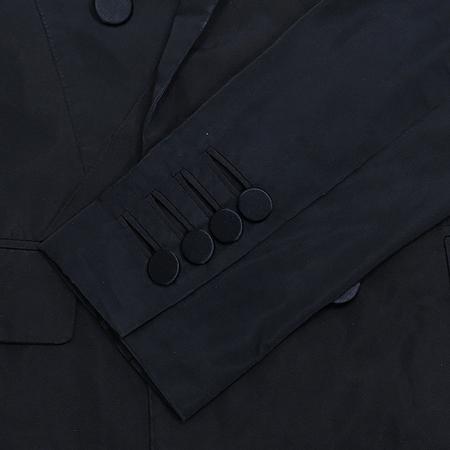 System(시스템) 블랙컬러 코트