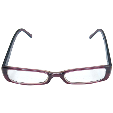 Prada(프라다) VPR09 측면 로고 뿔테 안경테