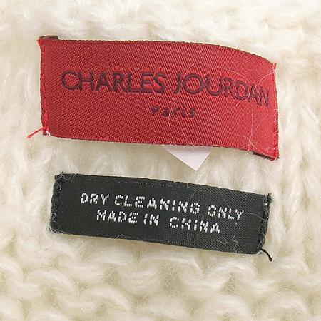 Charles Jourdan (찰스쥬르당) 100% 토끼털 숄