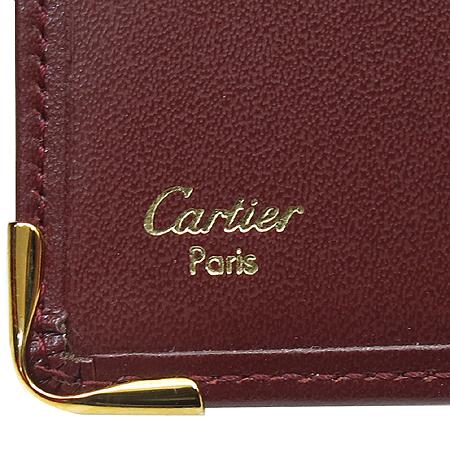 Cartier(까르띠에) 머스트 드 까르띠에 다이어리 + 속지 이미지4 - 고이비토 중고명품