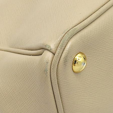 Prada(프라다) BN1844 베이지 컬러 사피아노 럭스 토트백