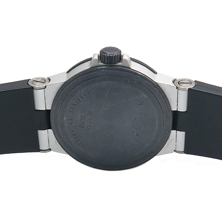 Bvlgari(불가리) AL32TA 알루미늄 러버밴드 남여공용 시계