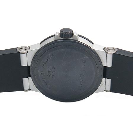 Bvlgari(불가리) AL32TA 알루미늄 러버밴드 남여공용 시계 [강남본점] 이미지4 - 고이비토 중고명품
