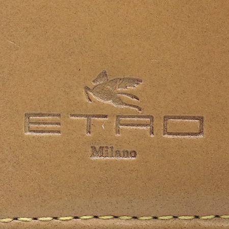Etro(에트로) 02463 금장 페가수스 장식 페이즐리 반지갑