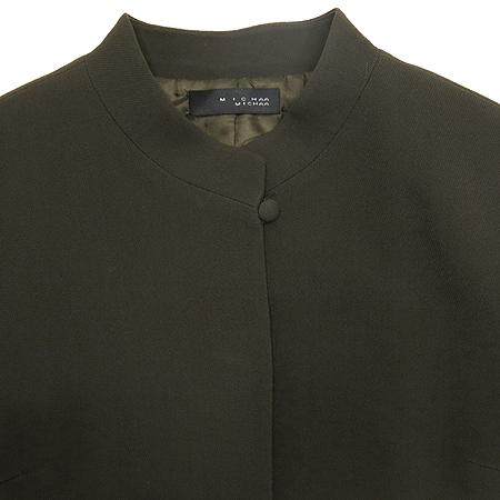 MICHAA(미샤) 카키 컬러 자켓