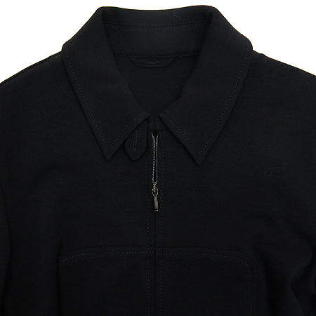 PLAZZA SEMPIONE(플라자 셈피오네) 블랙컬러 집업 자켓