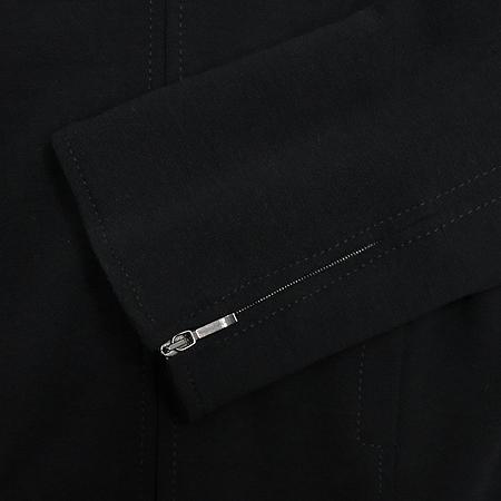 PLAZZA SEMPIONE(플라자 셈피오네) 블랙컬러 집업 자켓 이미지3 - 고이비토 중고명품
