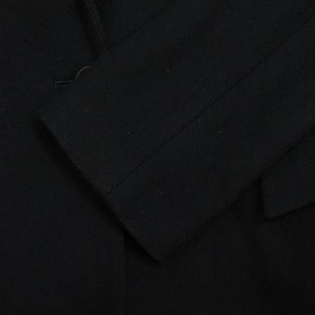 VOV(보브) 블랙컬러 앙고라혼방 자켓