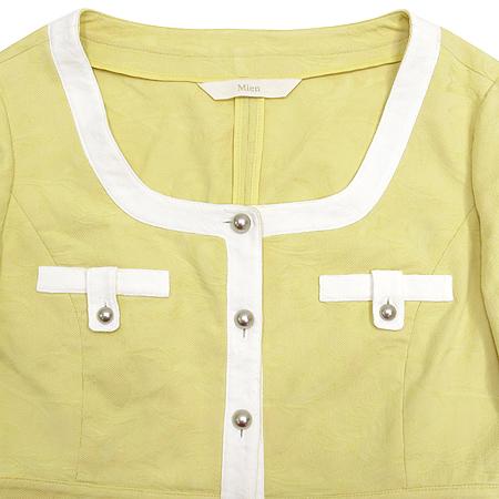 MINIMUM(미니멈) 옐로우컬러 자켓