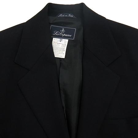 LES COPAINS(라코팽) 블랙컬러 2버튼 자켓