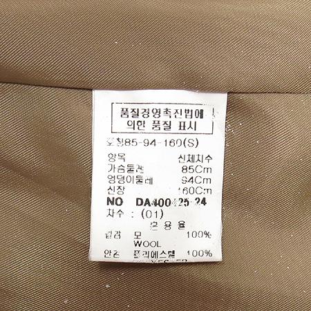 DECO(데코) 연브라운컬러 정장