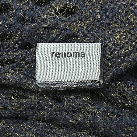 RENOMA(레노마) 아크릴 나일론 혼방 퍼포 머플러