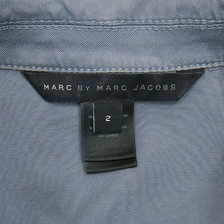 Marc by Marc Jacobs(마크바이마크제이콥스) 그레이컬러 자켓 이미지4 - 고이비토 중고명품