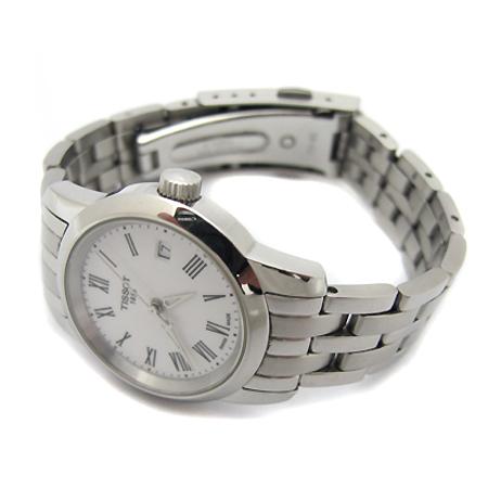 TISSOT(티쏘) T033.210.11.013.00 로마숫자판 스틸 여성용 시계 [부천 현대점]