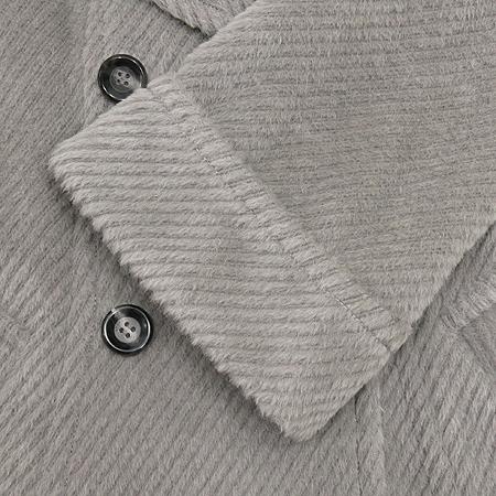 MORGAN(모르간) 그레이컬러 알파카혼방 코트 (허리끈SET) 이미지3 - 고이비토 중고명품