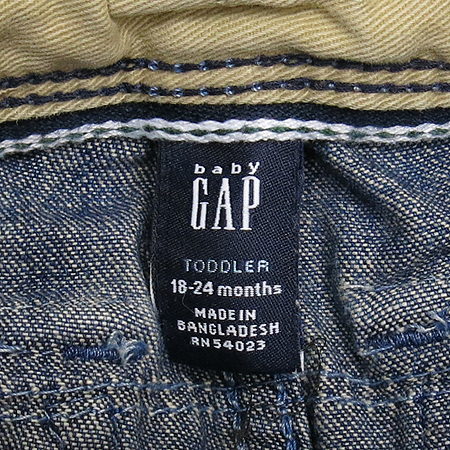 GAP(갭) 아동용 청바지