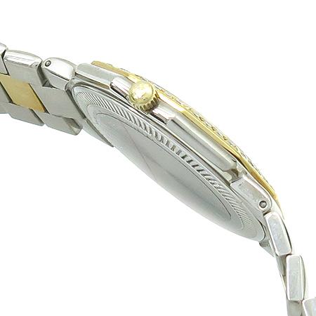 Baume&Mercier (보메메르시에) 11포인트 다이아 + 베젤다이아 18K 콤비 남성용 시계 [부산본점]