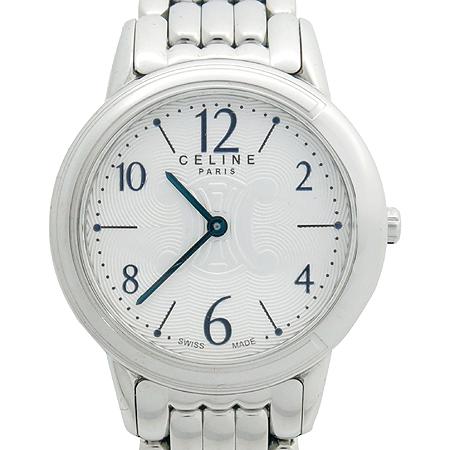 Celine(셀린느) C77114100 라운드 스틸 남성용 시계