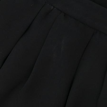 LYNN(린) LINE 블랙 컬러 스커트