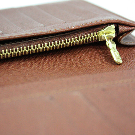 Louis Vuitton(루이비통) M66540 모노그램 캔버스 브라짜 월릿 장지갑 [명동매장]