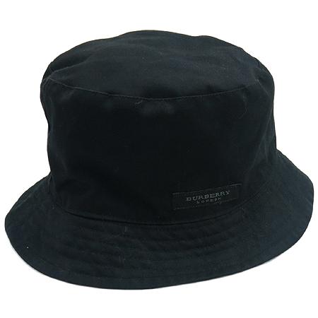 Burberry(버버리) 패브릭 양면 벙거지 모자