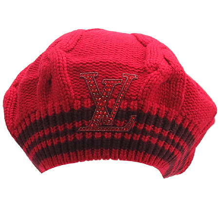 Louis Vuitton(루이비통) 100% 울 머플러 + 모자 세트 이미지2 - 고이비토 중고명품