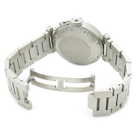 Cartier(까르띠에) PASHA(파샤) 라운드 35MM 오토매틱 스틸밴드 남성용시계 [부산센텀본점] 이미지3 - 고이비토 중고명품