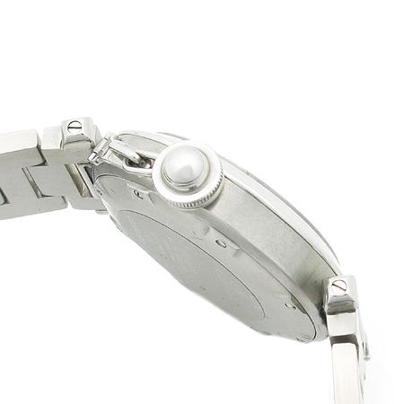 Cartier(까르띠에) PASHA(파샤) 라운드 35MM 오토매틱 스틸밴드 남성용시계 [부산센텀본점] 이미지4 - 고이비토 중고명품