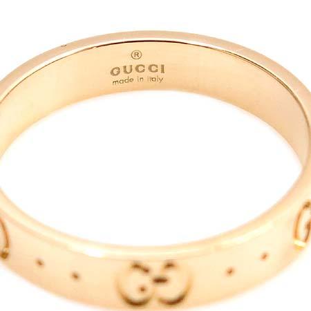 Gucci(구찌) 18k 골드 icon(아이콘) 반지 - 18호