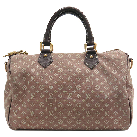 Louis Vuitton(루이비통) M56704 모노그램 이딜 캔버스 스피디 세피아 30 토트백