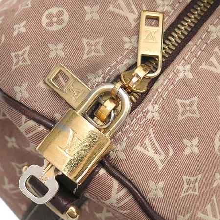 Louis Vuitton(루이비통) M56704 모노그램 이딜 캔버스 스피디 세피아 30 토트백 이미지6 - 고이비토 중고명품