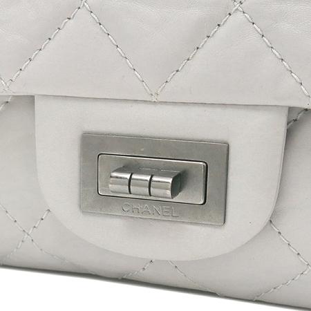 Chanel(샤넬) 2.55 빈티지 클래식 점보 사이즈 메탈 체인 숄더백 [부산센텀본점] 이미지7 - 고이비토 중고명품