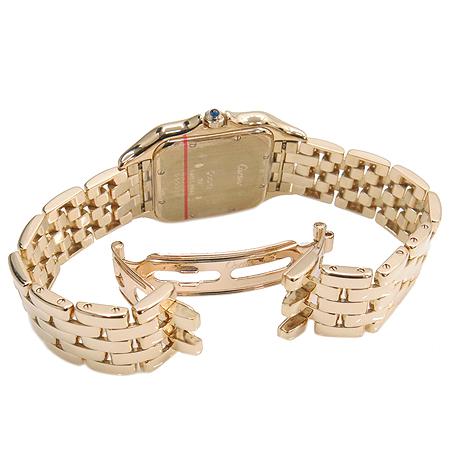 Cartier(까르띠에) W25014B9 18K 금통 팬더 남성용 시계 이미지4 - 고이비토 중고명품