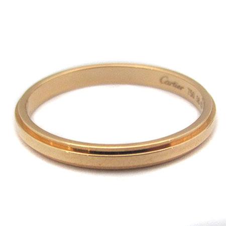 Cartier(까르띠에) B4093700 18K(750) 옐로우 골드 다무르 웨딩 반지 - 18호 [동대문점]