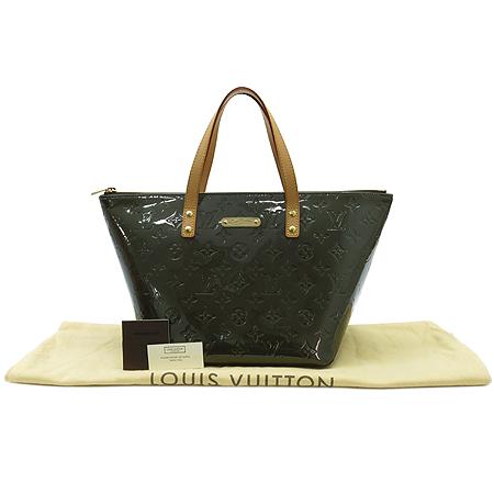 Louis Vuitton(루이비통) M93672 모노그램 베르니 벨레뷰 PM 토트백