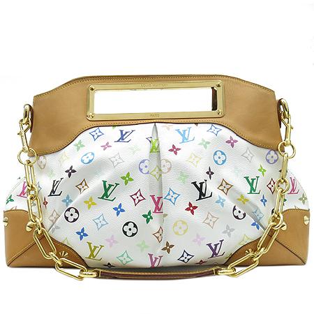 Louis Vuitton(루이비통) M40253 모노그램 멀티 컬러 쥬디 GM 숄더백 [강남본점] 이미지2 - 고이비토 중고명품
