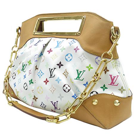 Louis Vuitton(루이비통) M40253 모노그램 멀티 컬러 쥬디 GM 숄더백 [강남본점] 이미지3 - 고이비토 중고명품