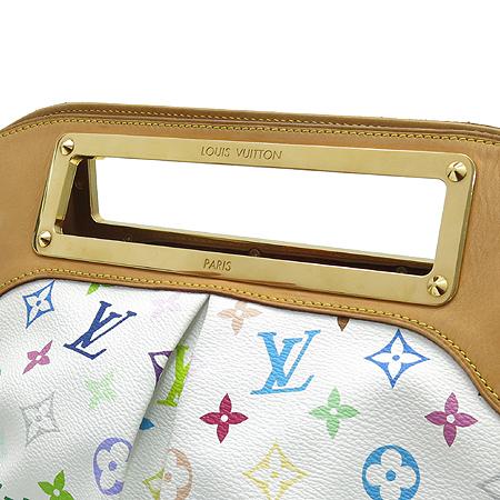 Louis Vuitton(루이비통) M40253 모노그램 멀티 컬러 쥬디 GM 숄더백 [강남본점] 이미지6 - 고이비토 중고명품