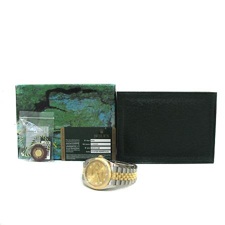 Rolex(로렉스) 116233 18K 콤비 10포인트 다이아 컴퓨터판 DATEJUST(데이저스트)남성용 시계 [부산센텀본점]