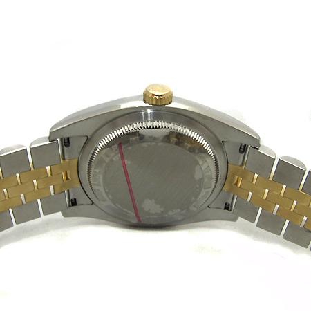 Rolex(로렉스) 116233 18K 콤비 10포인트 다이아 컴퓨터판 DATEJUST(데이저스트)남성용 시계 [부산본점]