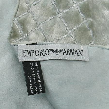 Armani(아르마니) 엠포리오 아르마니 실크 혼방 머플러