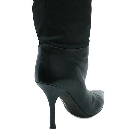 BALMAIN (발망) 블랙 컬러 여성용 롱 부츠 이미지4 - 고이비토 중고명품