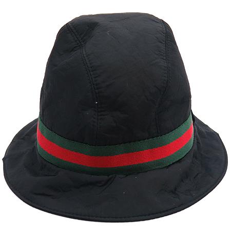 Gucci(구찌) 스티치 패브릭 벙거지 모자