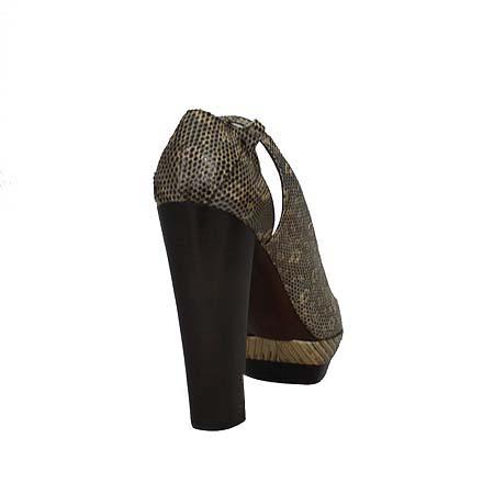 Louis Vuitton(루이비통) 뱀피 레더 여성용 구두