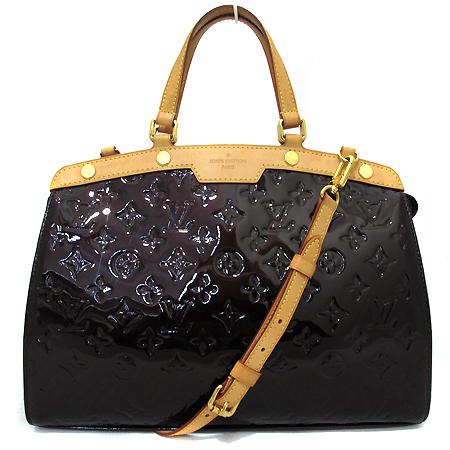 Louis Vuitton(루이비통) M91619 모노그램 베르니 아마랑뜨 브레아 MM 2WAY [부천 현대점] 이미지2 - 고이비토 중고명품