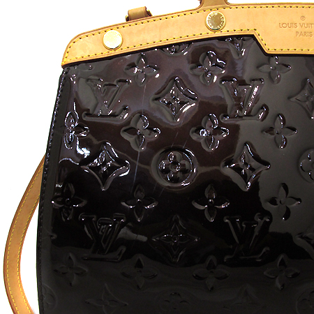 Louis Vuitton(루이비통) M91619 모노그램 베르니 아마랑뜨 브레아 MM 2WAY [부천 현대점] 이미지5 - 고이비토 중고명품