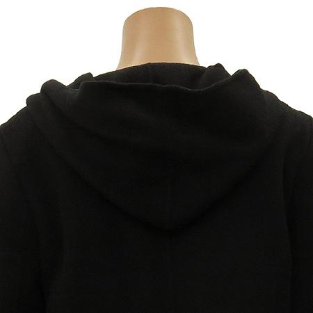 Sisley(시슬리) 블랙컬러 후드 반코트