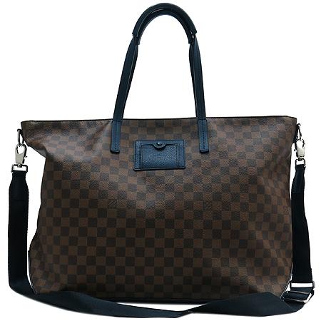 Louis Vuitton(루이비통) N41242 다미에 에벤 카바스 쇼퍼 토트백 + 숄더스트랩