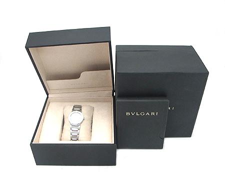 Bvlgari(불가리) BB26WSSD 신형 스틸 여성용 시계