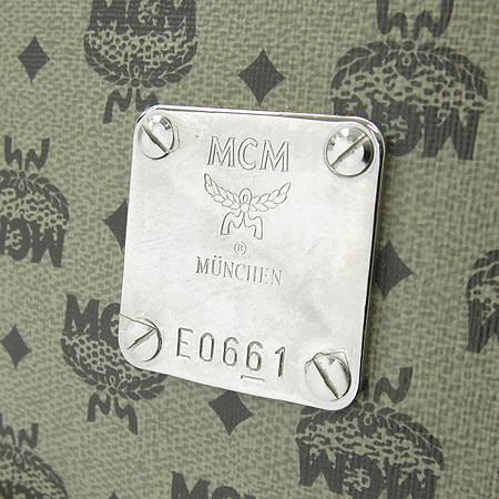 MCM(엠씨엠) 1005080130110 비세토스 PVC 여행용 토트백